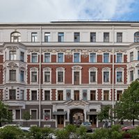 Санкт-Петербург. Доходный дом архитектора Л.Н.Бенуа :: Алексей Шаповалов Стерх