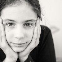 дочка :: Наталья Лежнина
