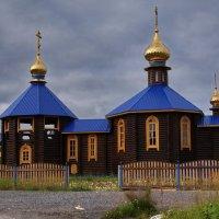 Деревенский храм. :: kolin marsh
