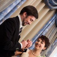 Московская красивая свадьба :: Виталий Гребенников