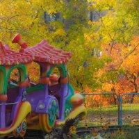 Осень золотая :: Эдуард Малец