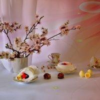 Пасхальные сладости :: Наталия Лыкова