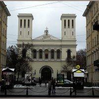 Немецкая лютеранская церковь Св. Петра :: Вера
