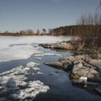Лед отступает. :: Сергей Адигамов