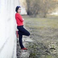 ♥♥♥ Анютка, жанровый портрет ♥♥♥ :: Alex Lipchansky