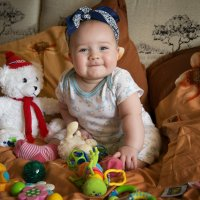 окончание инвентаризации игрушек :: Эльмира Суворова