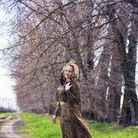 Весна - вот кто заполонял собою все вокруг. :: Ксения Заводчикова
