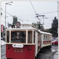 Пражский трамвай :: Борис Аарон