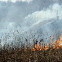 Пожар :: Константин Власов