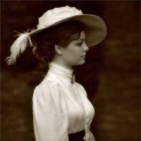 Женский портрет :: Виктор Перякин