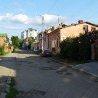 Улица  Республиканская  в  Ивано - Франковске :: Андрей  Васильевич Коляскин