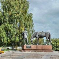 Вологда. Памятник К.Н. Батюшкову :: Николай