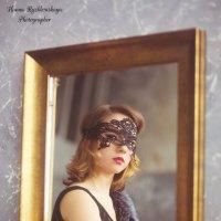 В зеркале :: Анна Рыжковская (Егорова)
