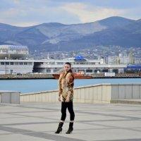 Я в Новороссийске :: Елена Нор