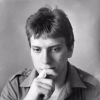 Автопортрет 1984-1985г. :: Константин Вавшко