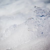 Весенний лёд :: Dina Ross