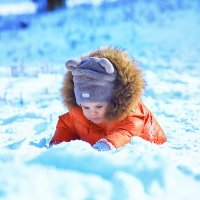 теплая зима :: Евгения Клепинина