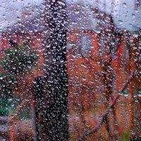 весенний дождик :: Юрий Гайворонский