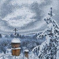 Зима в Великорецком :: Борис Гуревич