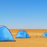 палатки :: Рустам Моллаев