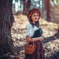 Красная шапочка :: Рома Фабров