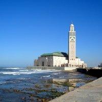 Хассан Мечеть Касабланка :: Александр Облещенко