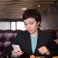 деловой обед :: Владимир Сплендер