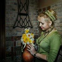 Опять весна и вновь цветут нарциссы... :: Olga Zhukova