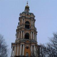 Колокольня Новоспасского монастыря :: Аlexandr Guru-Zhurzh