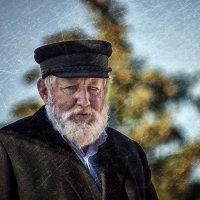 Старый человек. :: Moloh.75 Евгений