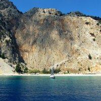 Греция. Живописная бухта острова Сими. :: Лера Николова