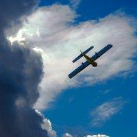 Над облаками :: Дмитрий Горлов
