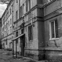 со двора :: Вадим Sidorov-Kassil