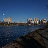 а на реке как на реке :: Валентина Папилова