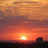 чудесный закат :: tgtyjdrf