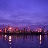 Одесский морской порт :: Евгений Чумаченко