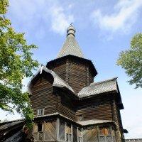 Спасо-Прилуцкий монастырь. Успенская церковь :: Николай