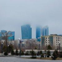 Туман :: Дмитрий Глушко