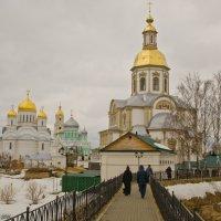 Соборы Дивеево-2. :: Виктор Евстратов