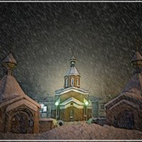 Из серии Мой город :: Борис Гуревич