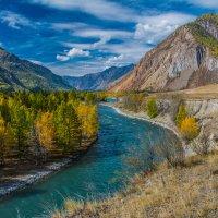 река Чуя :: Sergey Oslopov