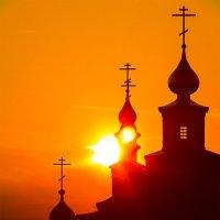 Куполов багрянец :: Сергей Дубинин