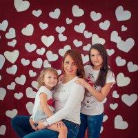 мама и дочки :: Ирина