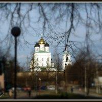 Вид на Троицкий собор. Псков. :: Fededuard Винтанюк