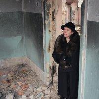 Старые стены. :: Елена