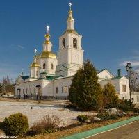 Церковь Казанской иконы Божьей Матери. :: Виктор Евстратов