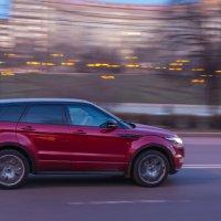 Range Rover :: Valery K.Rocodile