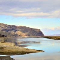 Пейзаж с видом на гору Куня :: galina tihonova