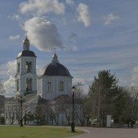 Храм иконы Божией Матери «Живоносный Источник» :: Игорь Егоров
