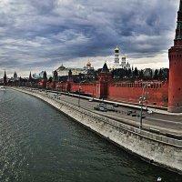 Москва, Кремль :: Борис Соловьев